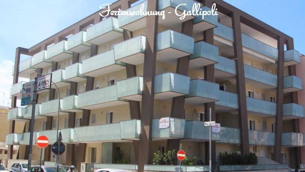 Ferienwohnung Gallipoli