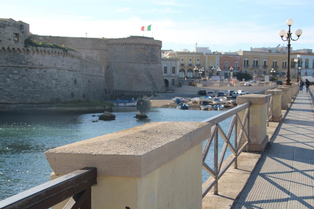 Ferienwohnung Gallipoli Altstadt